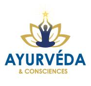 Ayurvéda & Consciences Logo
